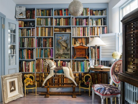 23 incredible home libraries that will fill all book-lovers with interior design lust