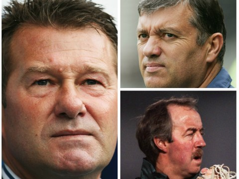 Football quiz: Can you remember these Arsenal, Chelsea, Tottenham, Manchester City and other forgotten Premier League managers?