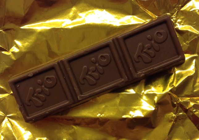 Trio Chocolate Bar Competition Win One Before Anyone Else