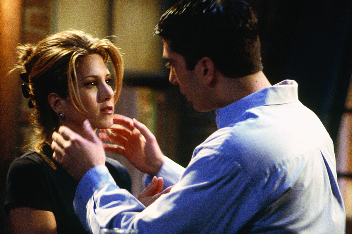 THIS is why Ross and Rachel had to break up in Friends
