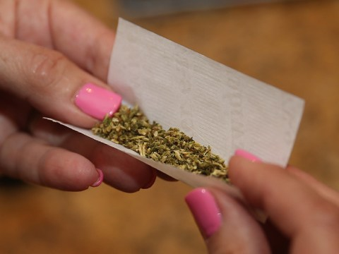 Cannabis smokers 'are five times more likely to become alcoholics'