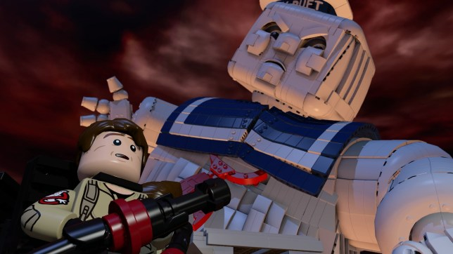 Lego Ghostbusters (PS4) - what did you do, Ray?