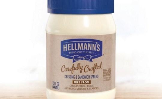 hellmann's vegan