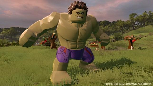 Lego Marvel Avengers - smashing its way into the top 10