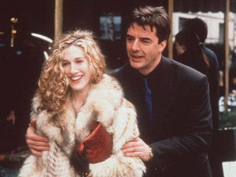 Sex And The City's Mr Big was almost played by another actor
