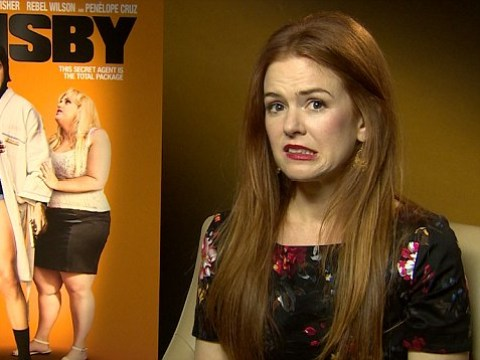 Grimsby star Isla Fisher doesn't know much about Grimsby FC