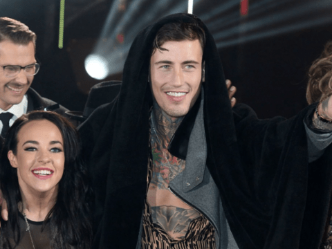 Jeremy McConnell and Stephanie Davis celebrate Valentine's Day in Belfast with soppy messages and montages of their relationship so far