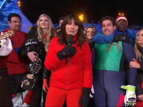 Channel 4 bosses to 'axe The Jump after falling ratings'