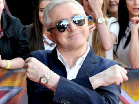 Louis Walsh puts 'tell-all' X Factor book on hold to rejoin the show