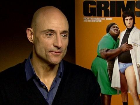 Mark Strong isn't put off superhero films after Green Lantern