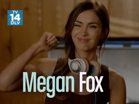 Check out a sneak peak of Megan Fox's debut on sitcom New Girl