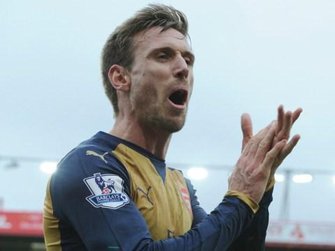 Arsenal's Nacho Monreal has been faultless this season, says Andrea Pirlo