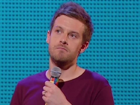 Comic Chris Ramsey tweets his utter fear as he's marched out of hotel in his underpants by police