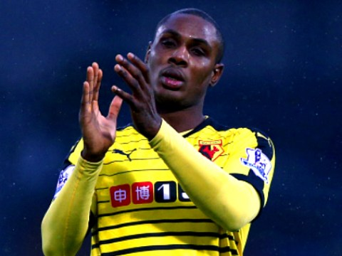 Arsenal line up £20m transfer deal for Watford's Odion Ighalo