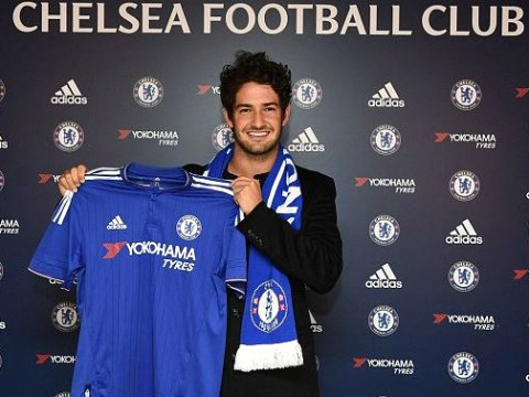 Alexandre Pato takes Didier Drogba's famous Chelsea shirt number