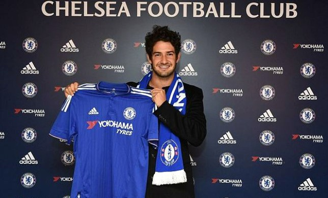 huge selection of e8ead 400a4 Chelsea news: Alexandre Pato takes Didier Drogba Chelsea ...