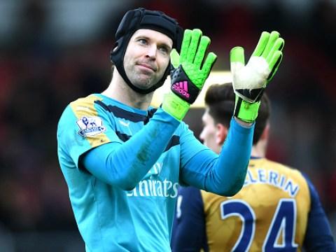 Petr Cech poised to be named Arsenal captain over Per Mertesacker