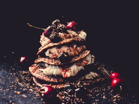 Pancake Day 2016 recipe: Boozy Black Forest pancakes you'll want to make all the time