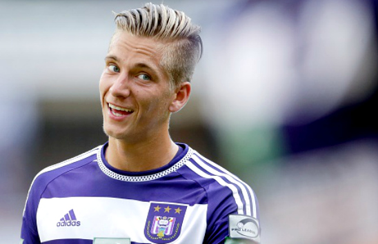 Liverpool want summer transfer of Anderlecht ace Dennis Praet