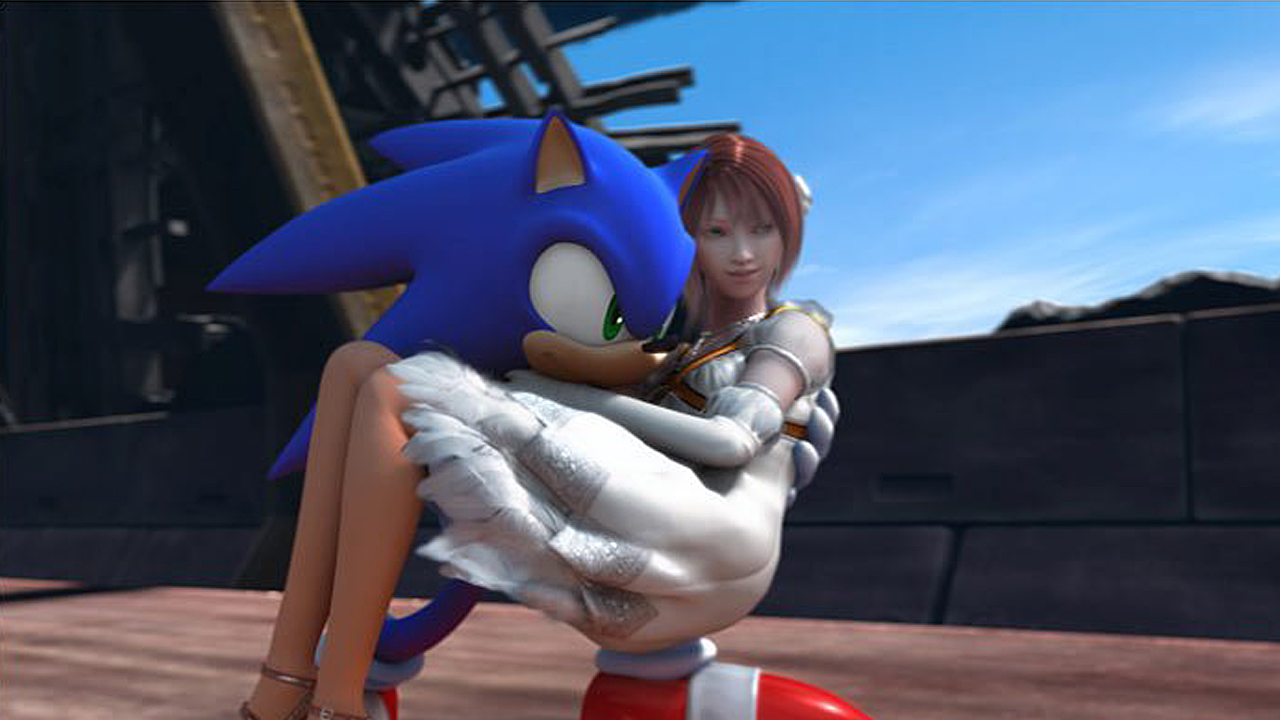Will the movie feature more girl-on-hedgehog kissing?