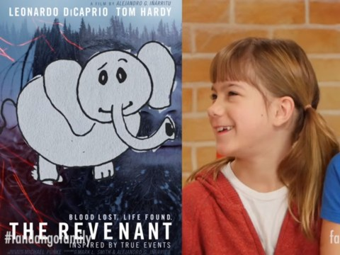 Watch these kids try to explain the plots of Oscar-nominated movies