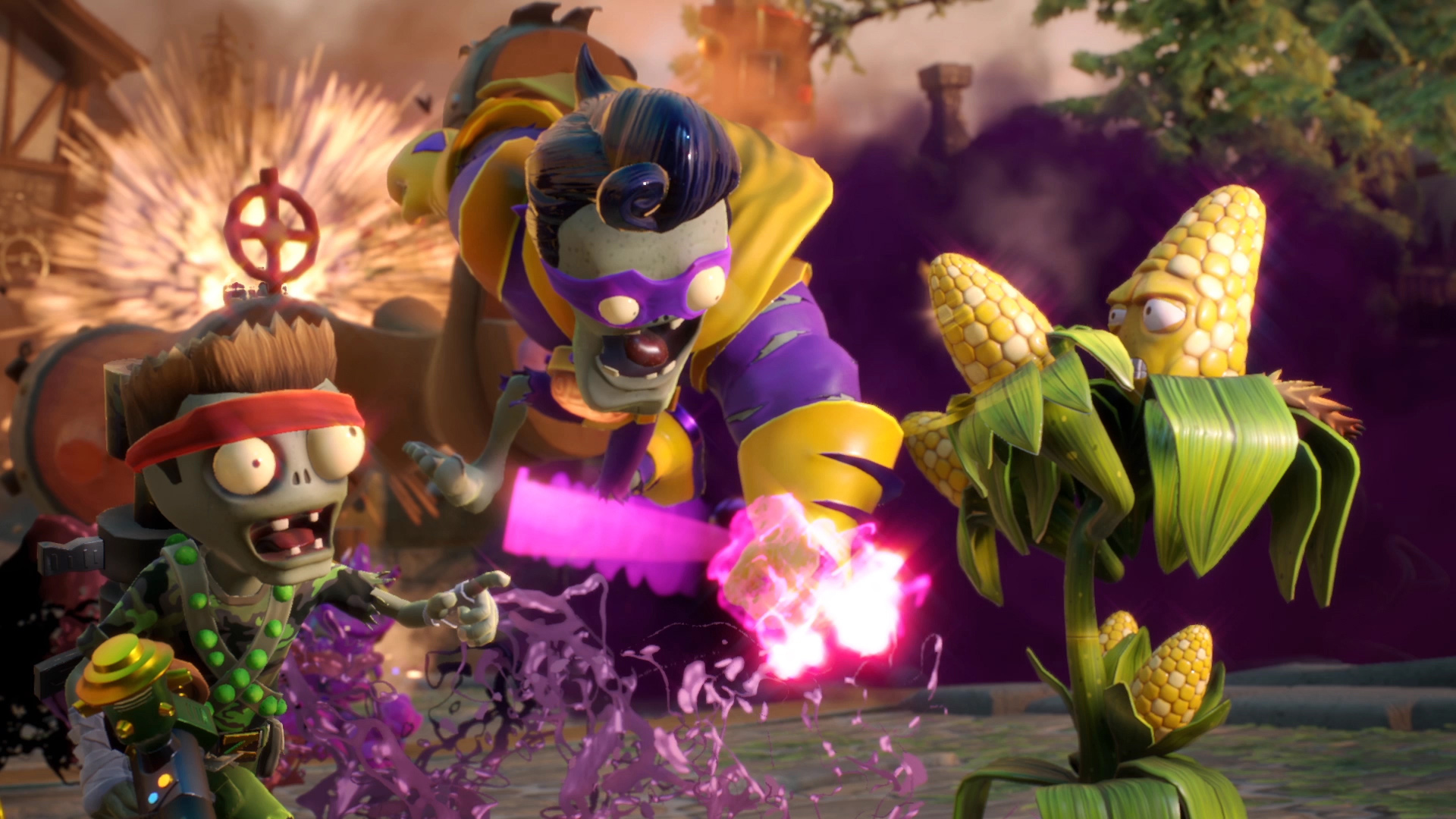 Plants Vs. Zombies Garden Warfare 2 (XO) - the seeds of a classic shooter