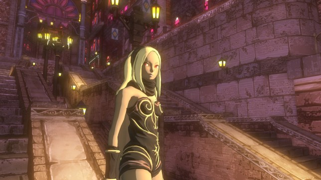 Gravity Rush Remastered (PS4) - Kat is back