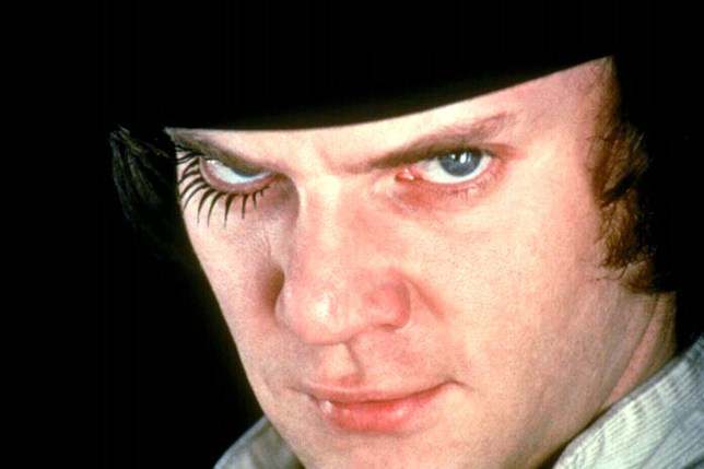 No Merchandising. Editorial Use Only. No Book Cover Usage Mandatory Credit: Photo by Everett/REX/Shutterstock (424400ad) MALCOLM MCDOWELL IN 'A CLOCKWORK ORANGE' - 1971 VARIOUS FILM STILLS