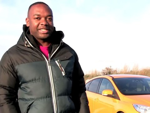 Top Gear star Rory Reid compares working on the show to going 'to war'