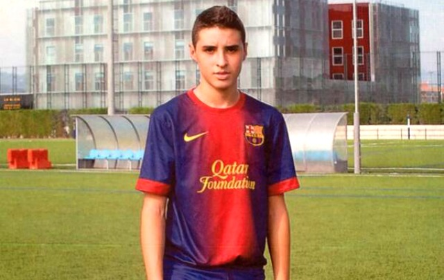 Chelsea in transfer talks to sign Abel Ruiz from Barcelona