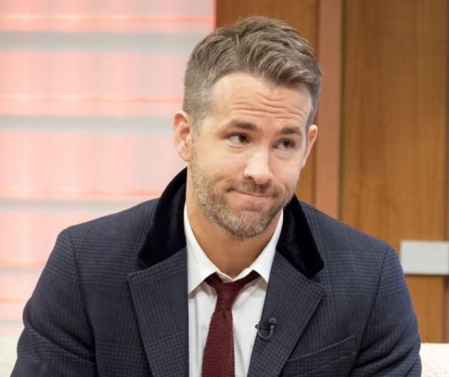 Ryan Reynolds explains the reason why his daughter is called James ...