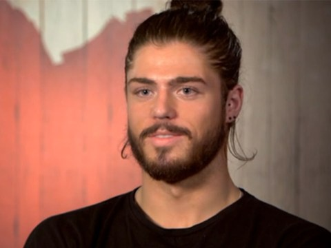 Sam Reece's episode of First Dates was repeated on E4 and everybody got a bit confused