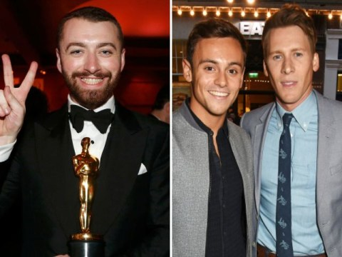 Dustin Lance Black clarifies that Sam Smith tweet about his fiance