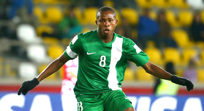 Samuel Chukwueze having medical ahead of Arsenal transfer