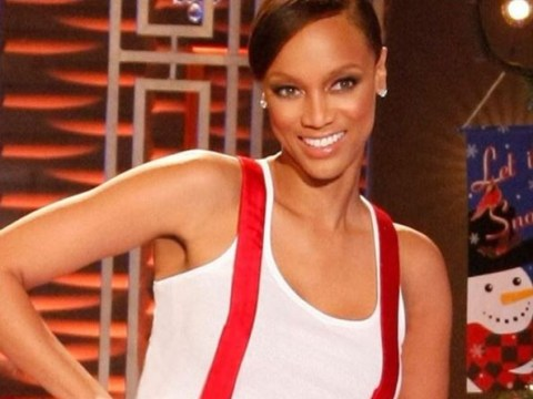 Tyra Banks posts first picture of her baby boy with a seriously English name