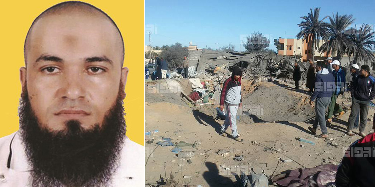 Isis militant behind Tunisian attacks 'may have been killed in US air strikes'