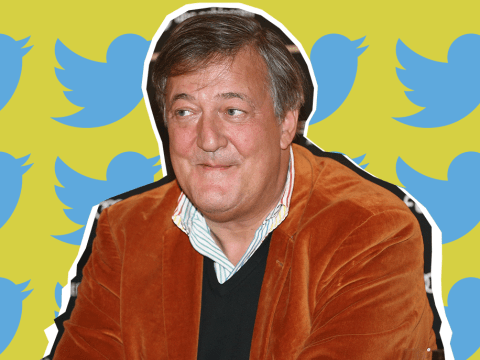 Stephen Fry quits Twitter after controversial 'bag lady' jibe at the BAFTAs
