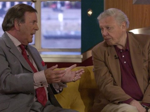 David Attenborough turned Terry Wogan down for a BBC2 job because he was Irish