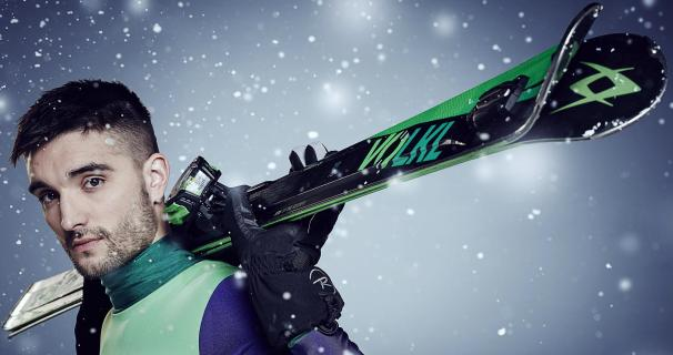 The Wanted's Tom Parker confirms he will replace Tina Hobley on The Jump