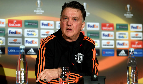 Louis van Gaal tips James Weir to become Manchester United star