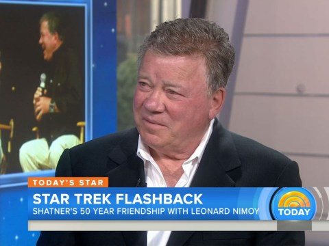 William Shatner admits he 'misses' Star Trek co-star Leonard Nimoy as he pens new book about their friendship