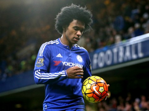 Chelsea offer Willian huge new contract to stay at club