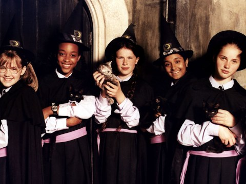 The Worst Witch's Mildred Hubble and Maud Moonshine just reunited after 18 years