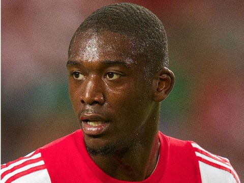 Arsenal's Yaya Sanogo touched the ball just 30 times while on loan at Ajax