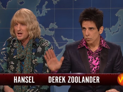 Derek Zoolander thinks Donald Trump has his own Blue Steel – and it's called Second Place