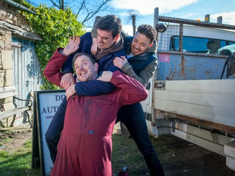 Emmerdale spoilers: Cain Dingle launches a shocking attack on Dan Spencer