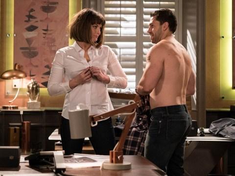 Emmerdale star Kelvin Fletcher on topless scenes: 'I feel cringey as I'm not in my best shape'