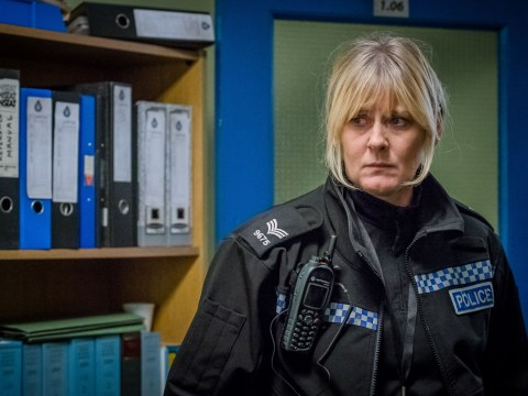 Happy Valley once again accused of 'mumbling' as viewers have to crank up volume to hear it