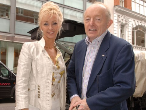 Paul Daniels' wife Debbie McGee thanks fans for their 'wonderful messages'