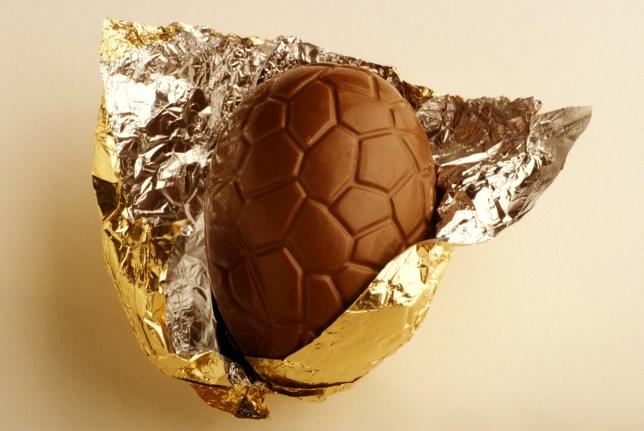 Best Easter Egg In Britain Is 15 From Tesco Finest Range
